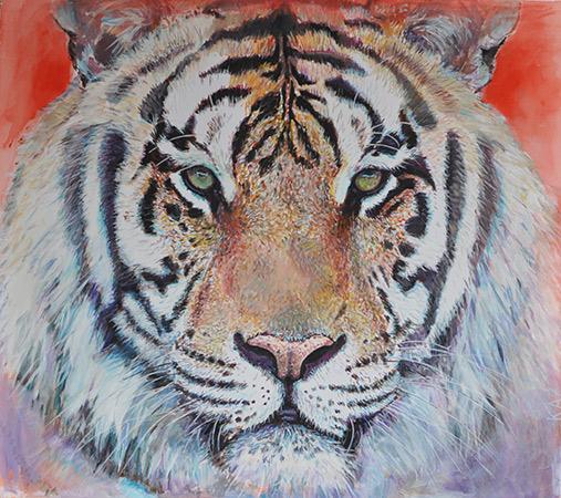 Tiger Red 2012 80x90