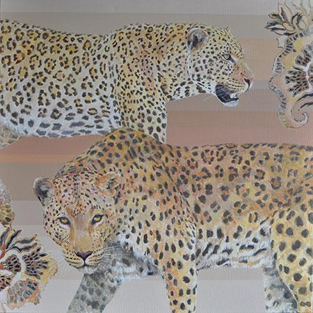 Leoparden 2009 80x80