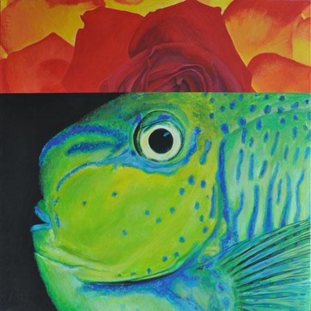 Fisch + Blume 2005 80x80