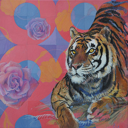 Tiger Flora 2003 80x80